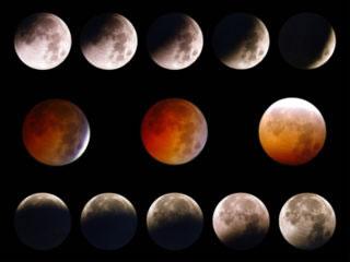 20 Febrero 2008: Eclipse de Luna 1
