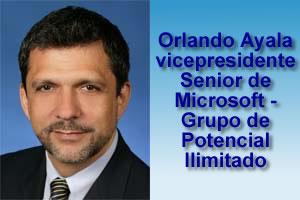 Windows xp continuará vivo: Orlando Ayala VP senior de Microsoft OAyala300x200