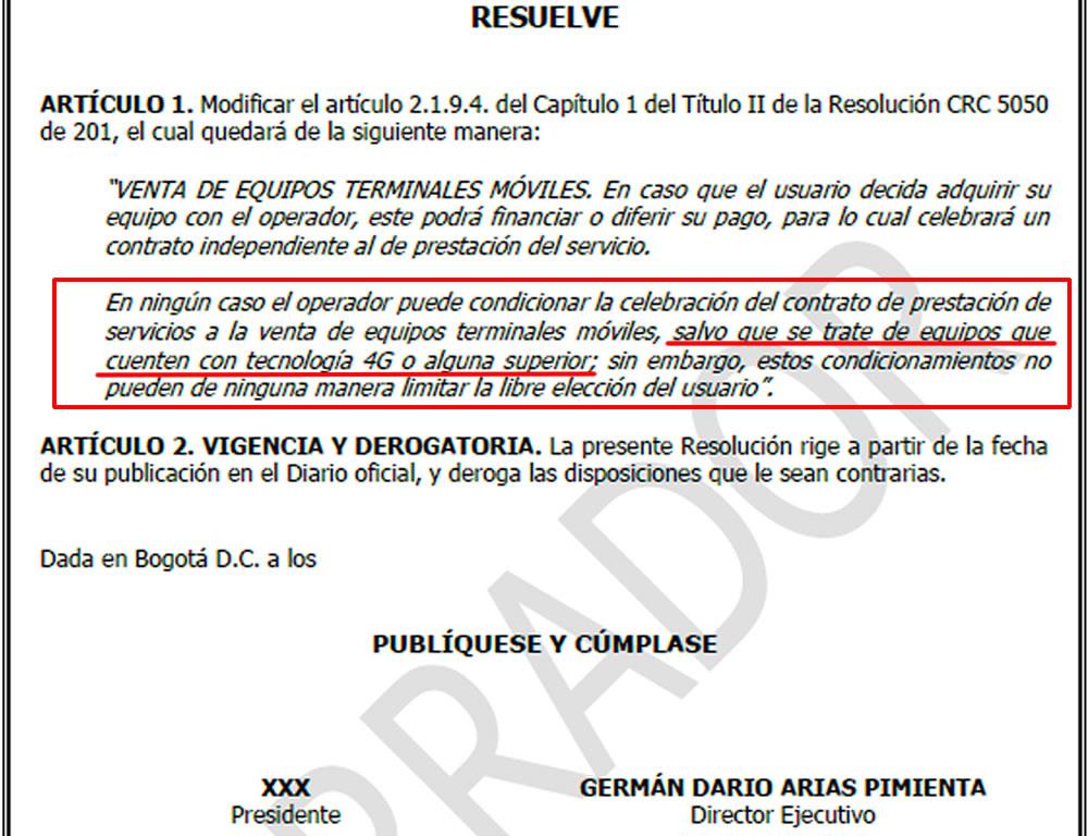 Las cláusulas de permanencia no volverán a Colombia