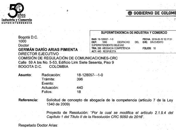 5G Fucsia – S&C confirma a Evaluamos y regaña a Germán Darío Arias de la CRC